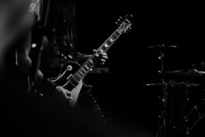 ギターのリフ